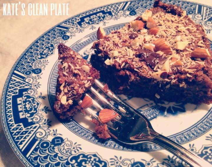 Grain-Free chocolate browniecake