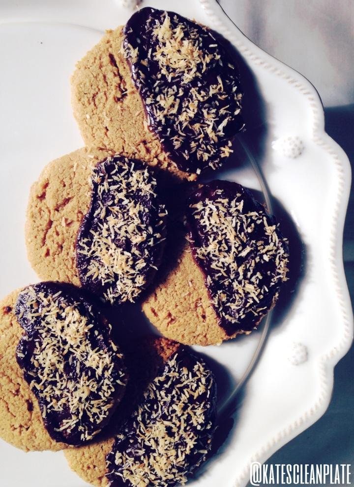 Grain free chocolate toastedcookie
