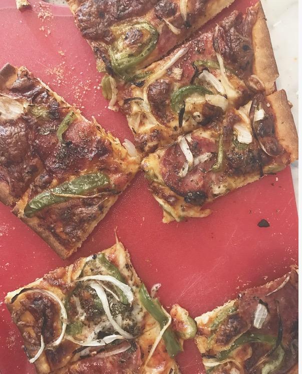 8 tips for the best homemadepizza!