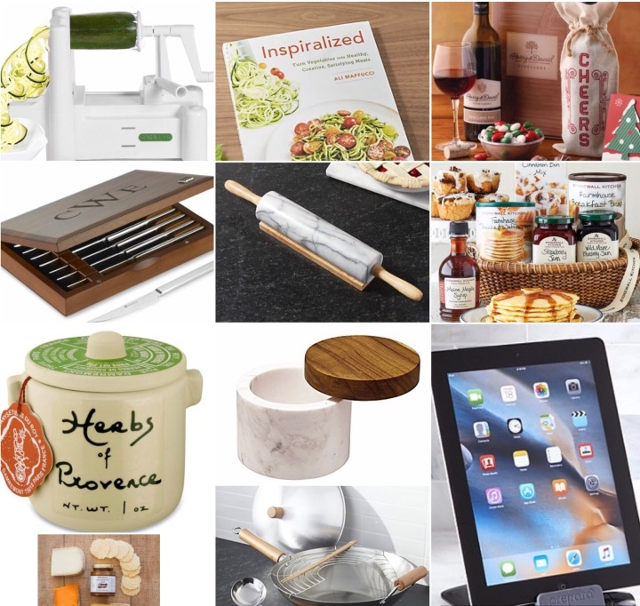 Holiday gift guide for the cook in your life